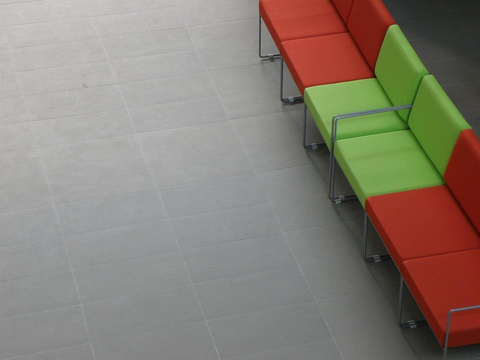 Power Float Concrete Flooring