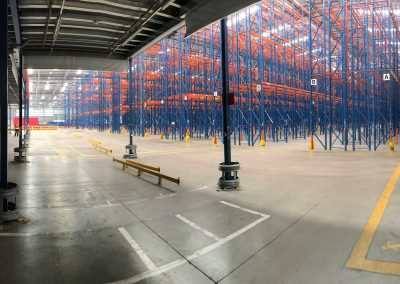 Manchester Distribution Facility – New Epoxy Flooring