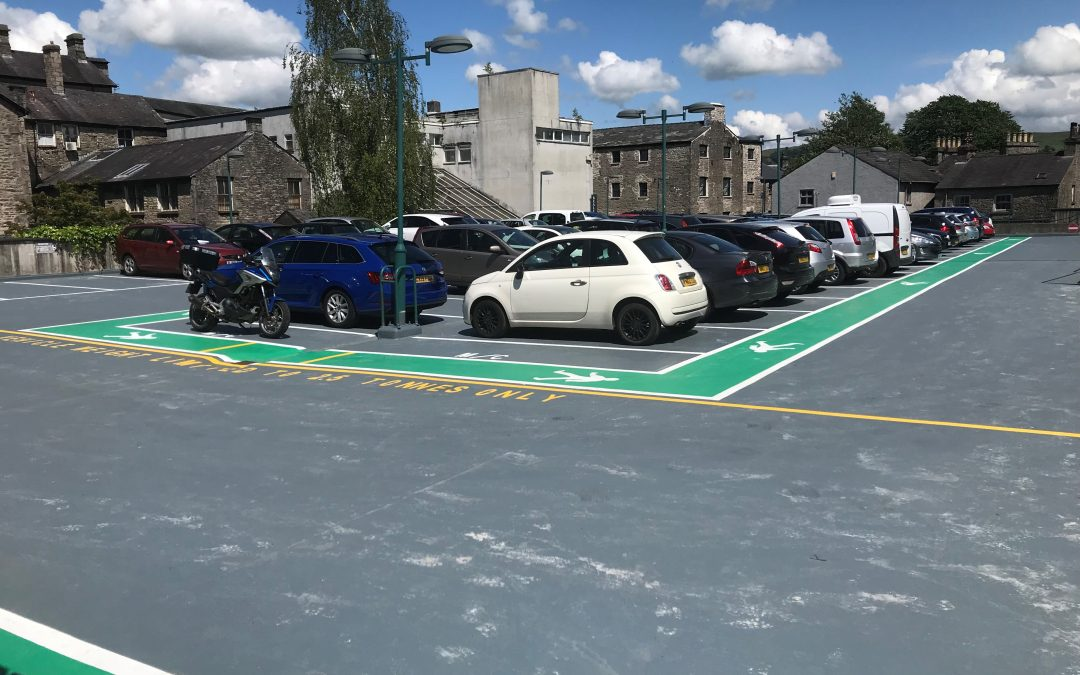 South Lakeland House, Car Park Refurbishment