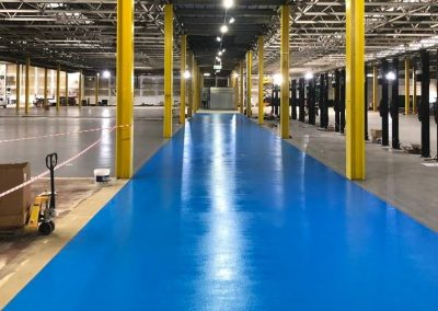 Peterborough Car Dealership Factory – New Deckmaster ID Flooring